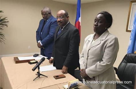 Anatolio Ndong Mba Protagoniza La Celebración De Guinea Ecuatorial by Anatolio Ndong Mba Condena El Intento Golpista En Guinea