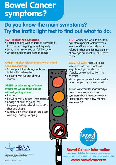 Can You Detect Colon Cancer From A Stool Sle by Traffic Lights A4