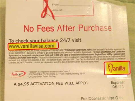 Register Your Vanilla Visa Gift Card - keybank gift card registration lamoureph blog