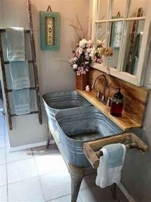 small country bathroom ideas rustic farmhouse bathroom ideas hative
