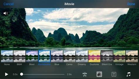 membuat video klip di iphone cara menggunakan imovie di iphone isooper