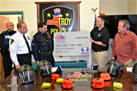 Troy Ny Arrest Records Grant Recipients