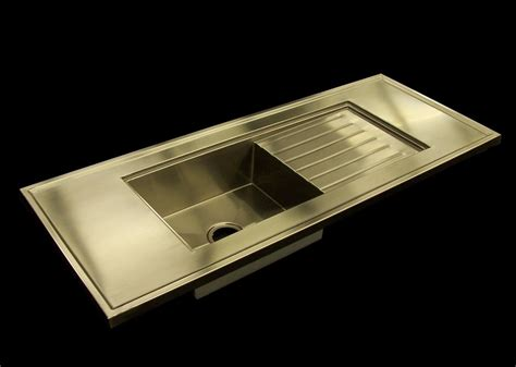 stainless steel sink and counter custom stainless steel countertops with brushed 4