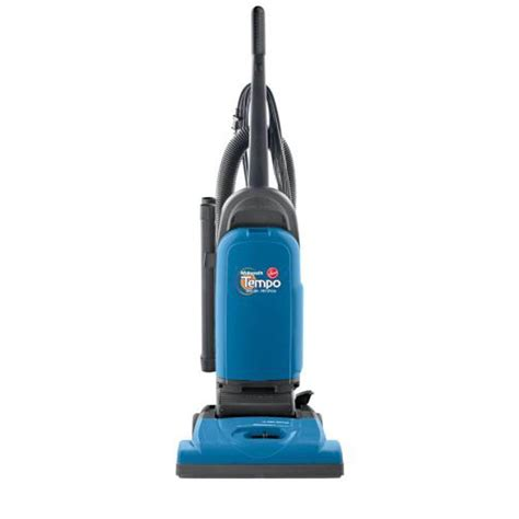 Vacuum Cleaner Hoover hoover tempo widepath bagged upright vacuum cleaner u5140900 the home depot