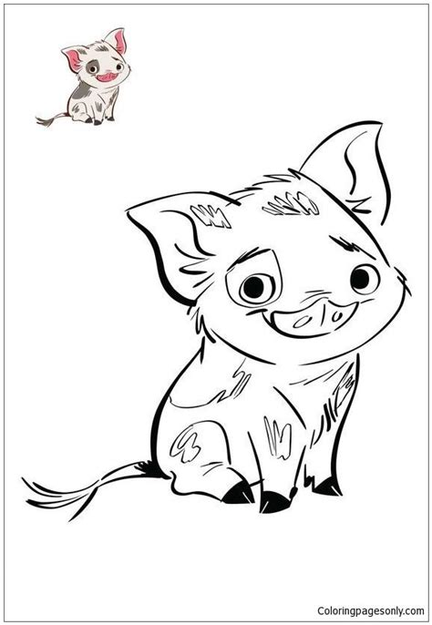coloring pages moana free 38 best moana coloring pages images on pinterest