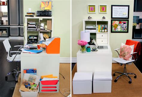 how to organize your desk at home for school home office organization steven and chris