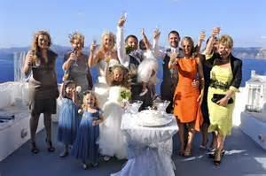 Weddings at astarte suites hotel glamorous weddings in santorini