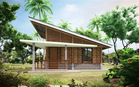 rest house design architect philippines modern bahay kubo home inspiration architecture pinterest modern and house