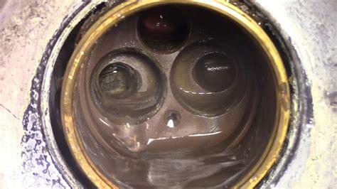 Delta Shower Leak Repair by Delta Shower Valve Leak Repair With New Delta Scald Guard