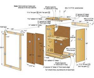 cabinet garage hanging plan storage wall wood working over 5000 house plans