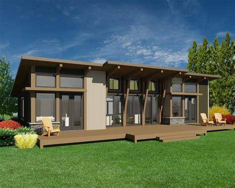 contemporary home plans contemporary nokomis 1604 robinson plans