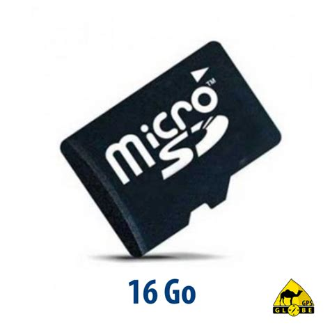 Carte Micro Sd 16 Go 2765 by Carte Micro Sd 16 Go
