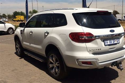3 2 diesel ford 2016 ford everest 3 2 4wd limited crossover suv diesel