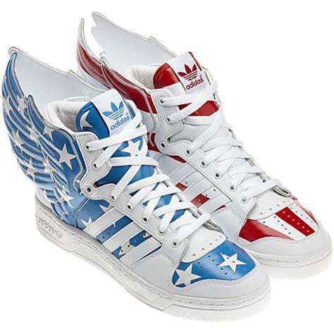 adidas jeremy scott wings capt america shoes kicks