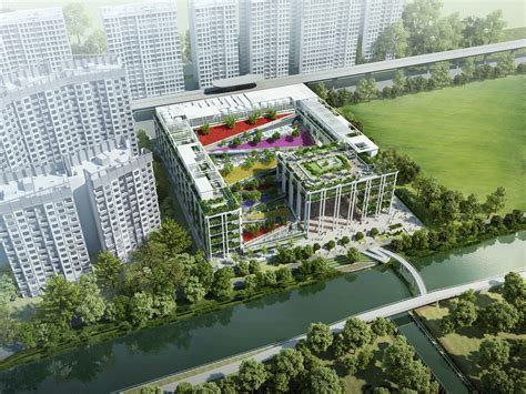 Oasis Floor Plan gallery of oasis terrace singapore s new neighborhood