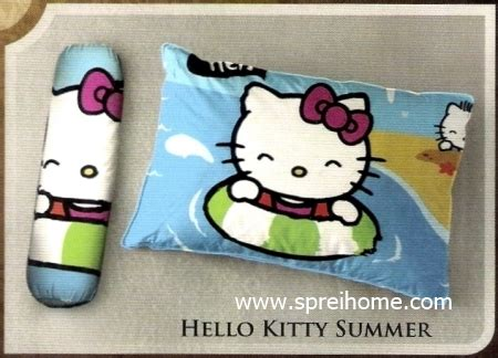 Balmut Bantal Selimut Hellokitty Air balmut my balmut bantal selimut