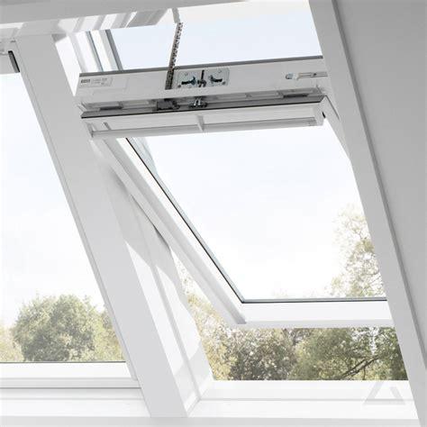Velux Dachfenster Elektrisch by Velux Integra 174 Kunststoff Schwingfenster Ggu Elektrisch Im