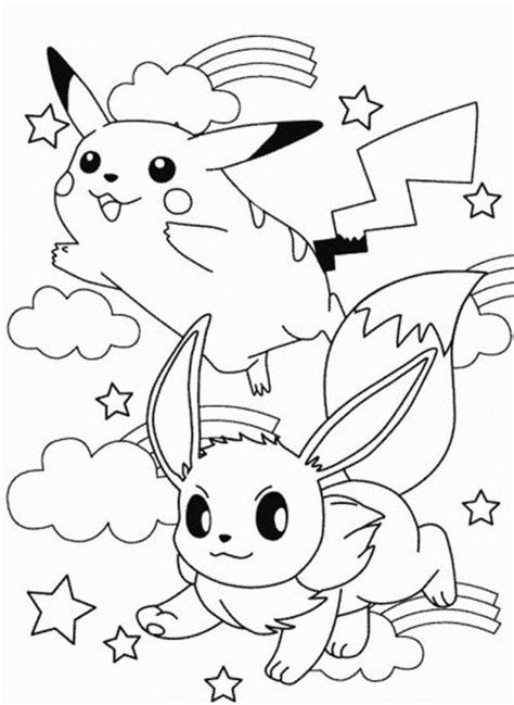ninja pikachu coloring page printable pikachu coloring pages cartoon coloring pages