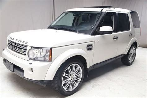 land rover financing new bedford purchase used we finance 2010 land rover lr4 awd power