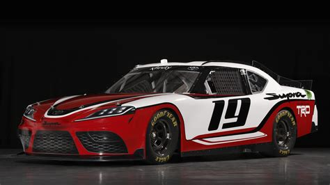 cars toyota supra 2019 toyota supra nascar race car top speed