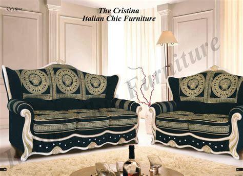 versace sofa set versace sofa set gul ipek clic sofa set riva furniture