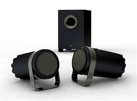 cool computer speakers latest computer gadgets altec lansing bxr1221 2 1