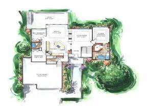 Rambler Floor Plan by 3 Bedroom Rambler Floor Plan By Tjbhomes Rambler Homes