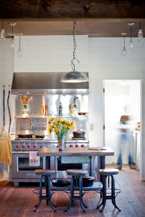 Industrial Farmhouse Kitchen by Photo Page Hgtv
