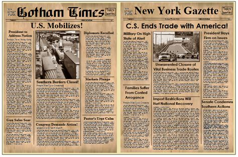 vintage newspaper template newspaper template tristarhomecareinc