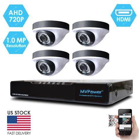 Ahd Dvr 8ch 720p Networkdigitalhybrid mvpower home surveillance system 8ch 720p ahd cctv dvr 1 0