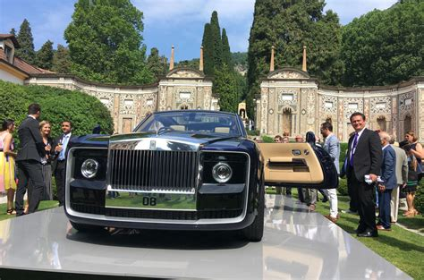 sweptail rolls royce why outlandish one off could be the future of rolls royce