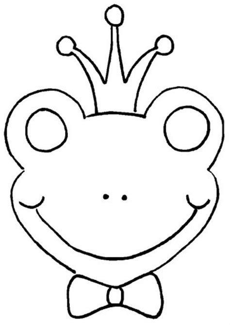 frog mask coloring page crafts actvities and worksheets for preschool toddler and