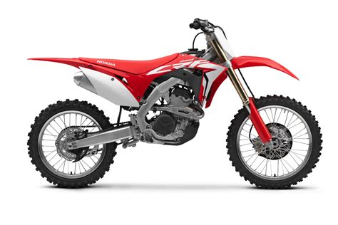 honda crf 250r 2018 honda crf250r look 20 fast facts