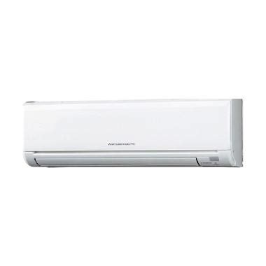 Ac Setengah Pk Inverter jual mitsubishi electric inverter ac split 1 pk