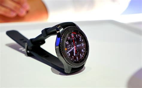 Samsung Gear S 2 Second a second look at the samsung gear s3 frontier and gear s3