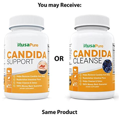 Sigmaceutical Candida Detox Reviews by Candida Cleanse Non Gmo 120 Capsules The