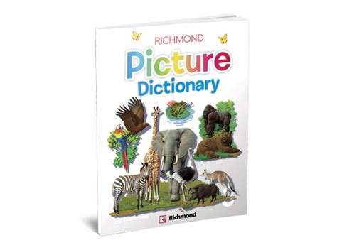 Dictionary Richmond supplementary richmond picture dictionary