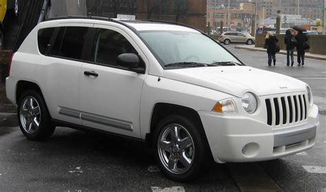Jeep Cumpus White Jeep Compass Jeep Enthusiast