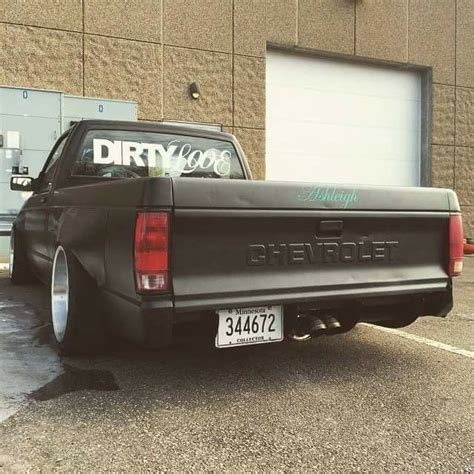widebody chevy truck best 25 chevy s10 ideas on s10 truck c10