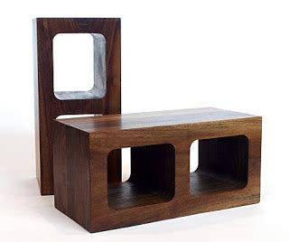 Cinder Block Desk by Home Decoration On Amish Furniture Aspen And
