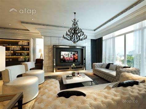 Raflesia Black Villos malaysia classic family room architectural interior