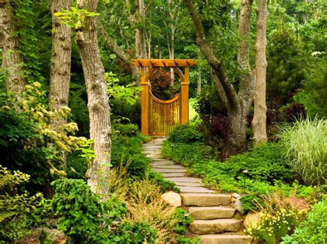 asian inspired landscape design diy