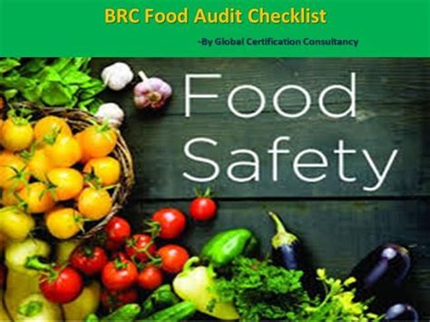 Internal Auditing Is A Key Component Of The Food Safety Food Safety Ppt Templates Free