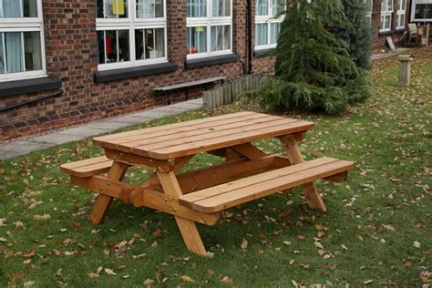 beer garden benches pub shop beer garden furniture derby 8 seater picnic bench