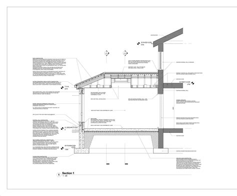 extension section revit detail 09 00 house extension project introduction