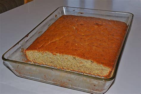 kuchen rezepte blechkuchen bananen kuchen rezept mit bild abwahl chefkoch de