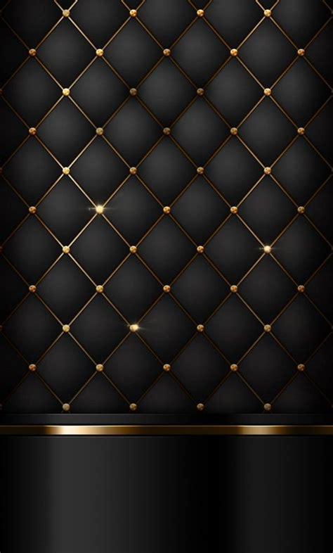 black  gold doors   black wallpaper gold