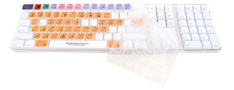 Zcover Typeon Keyboard Skins With Shortcut zcover typeon zprint progarm keyboard skin for apple keyboard