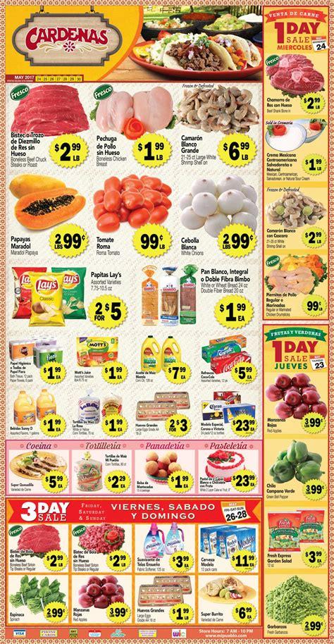 cardenas supermarket ad supermarket weekly ad monica casorla