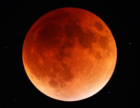 Lunar L by A Look Back At The Total Lunar Eclipse Sky Telescope